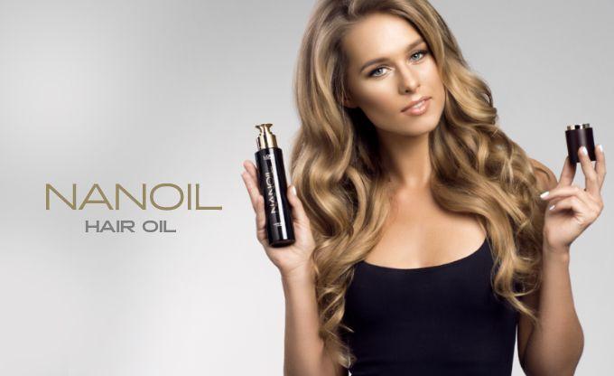 hair oil nanoil blonde treatment