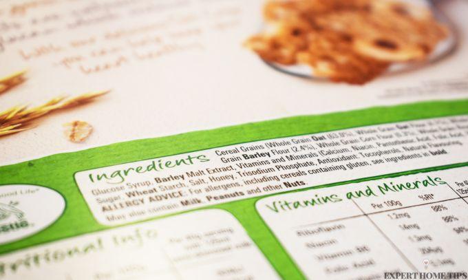 nutritional info salt