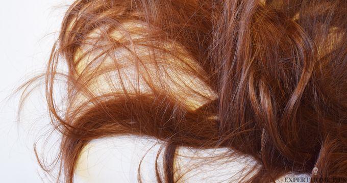 compost human hair