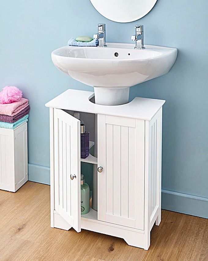 23 Brilliant Bathroom Storage Ideas To Solve ALL Your ...