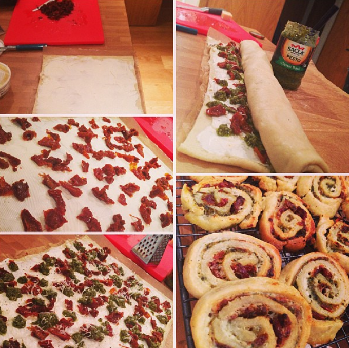 Pesto Wheels