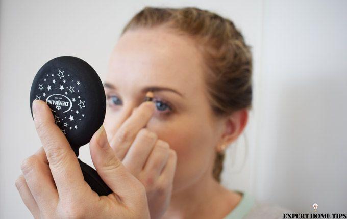 how to doeyebrow makeup