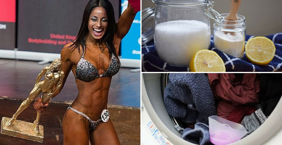 How To Wash Smelly Gym Clothes (Top Tips From A National Bikini Champion)
