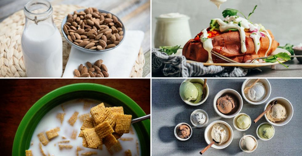 Dairy Alternatives: 8 Delicious Swaps For Your Favourite Dairy Foods