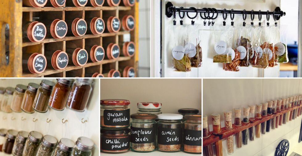 Spice Storage Ideas: 27 Creative Ways To Store Your Seasonings
