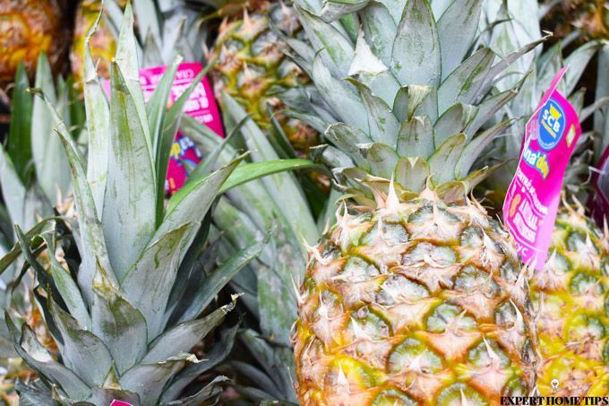 pineapple preparation market