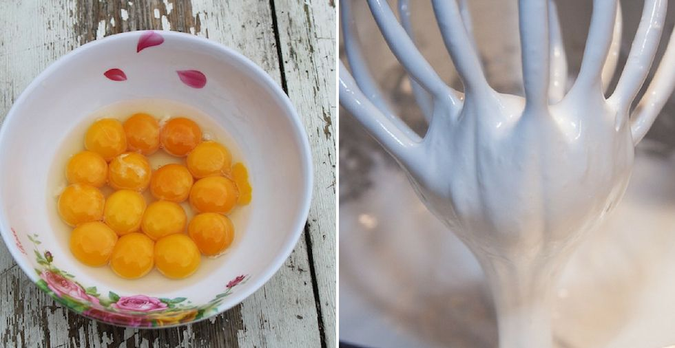 17 Ways To Use Up Leftover Egg Whites & Egg Yolks (That Are Terrifically Thrifty!)