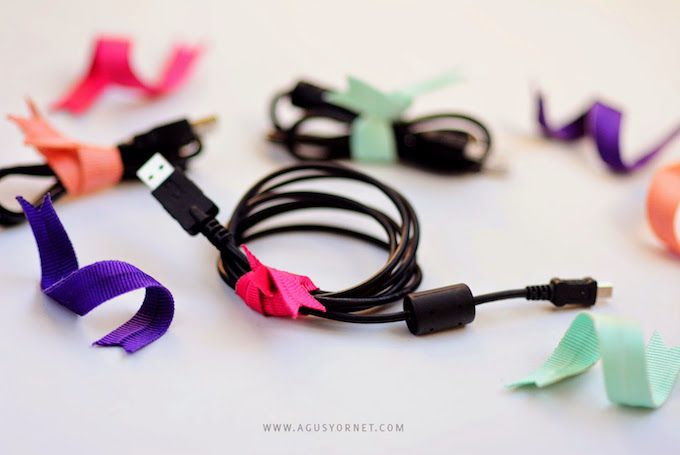 diy cable ties