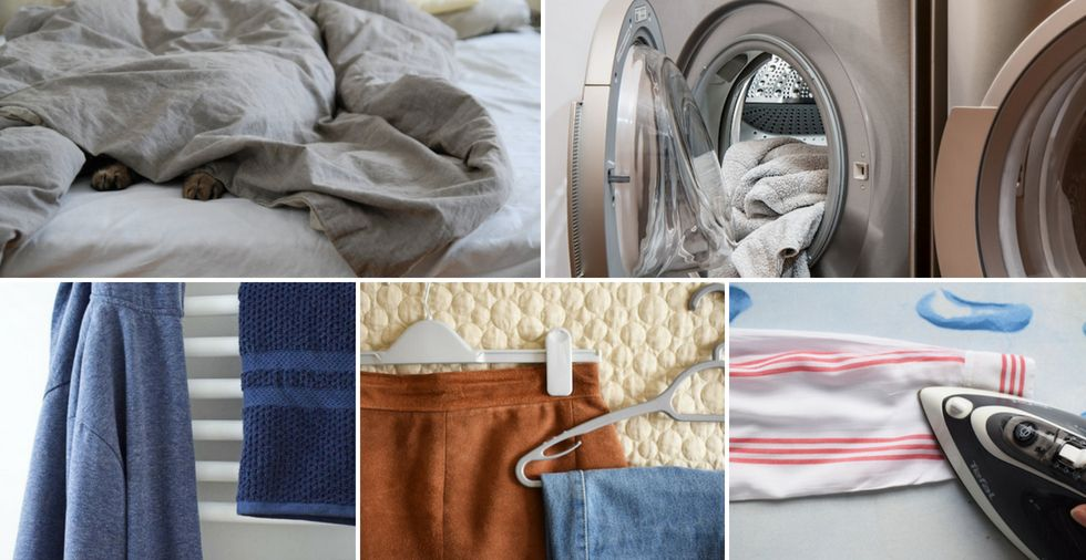 18 Uses For Vinegar In The Laundry (That Make Life EASIER!)