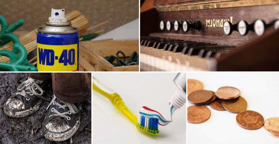 42 Uses For WD-40 (The Product That Does EVERYTHING!)