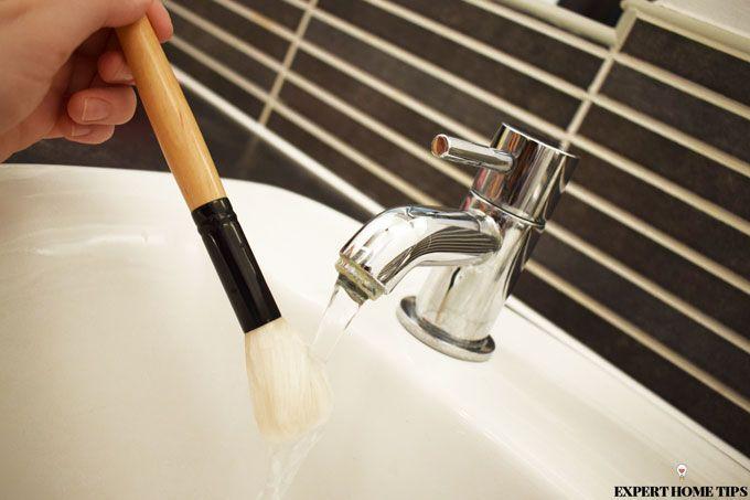 rinse brush