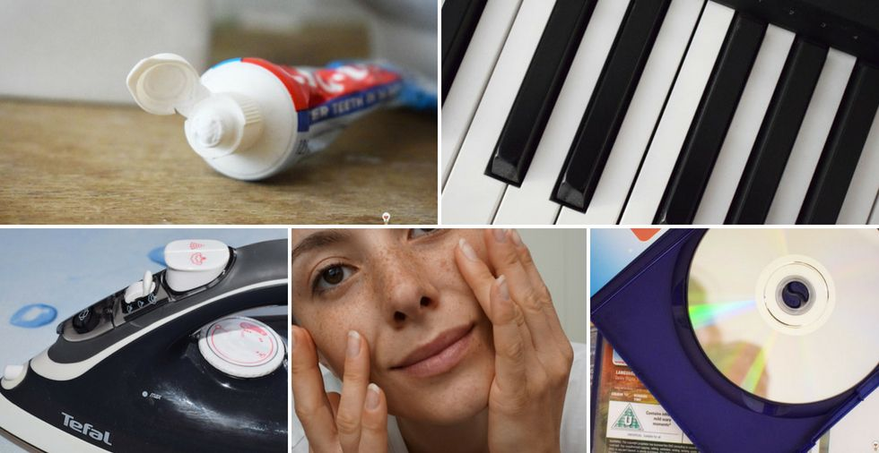 21 terrific toothpaste hacks that everyone should know