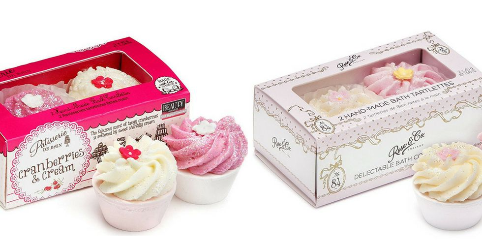 Free Giveaway: Cupcake Bath Bomb Set