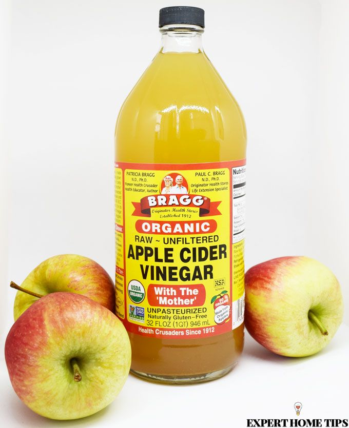 apple cider vinegar bragg organic