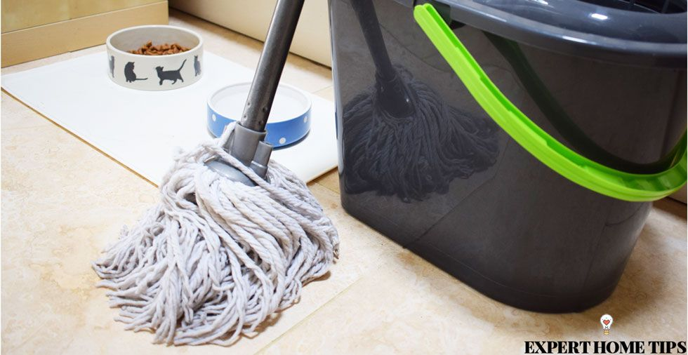 How To Make A Homemade Floor Cleaner (Great Results With Just 3 Ingredients!)