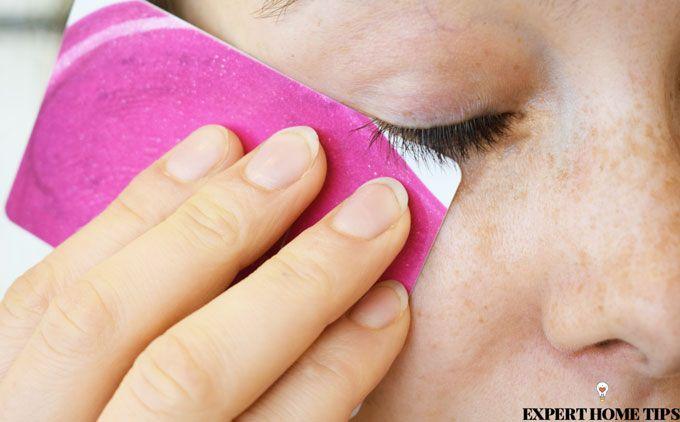 card eyeliner marker