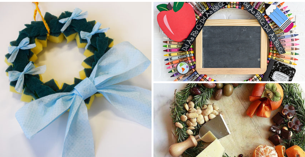 15 Alternative Wreath Ideas (That Aren't Just For Christmas!)