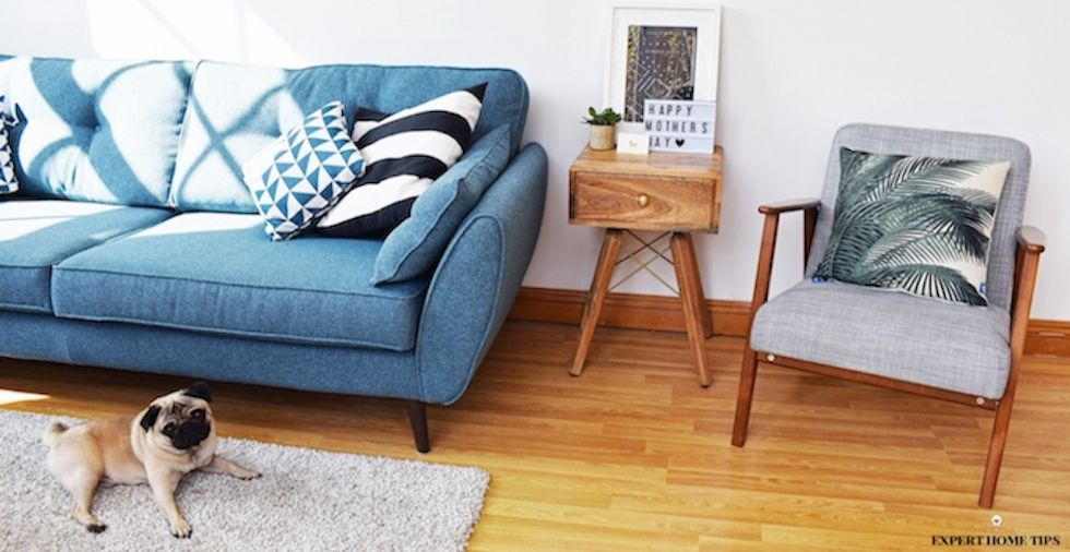 Home Hacks: 10 Ways To Make A Room Look Bigger