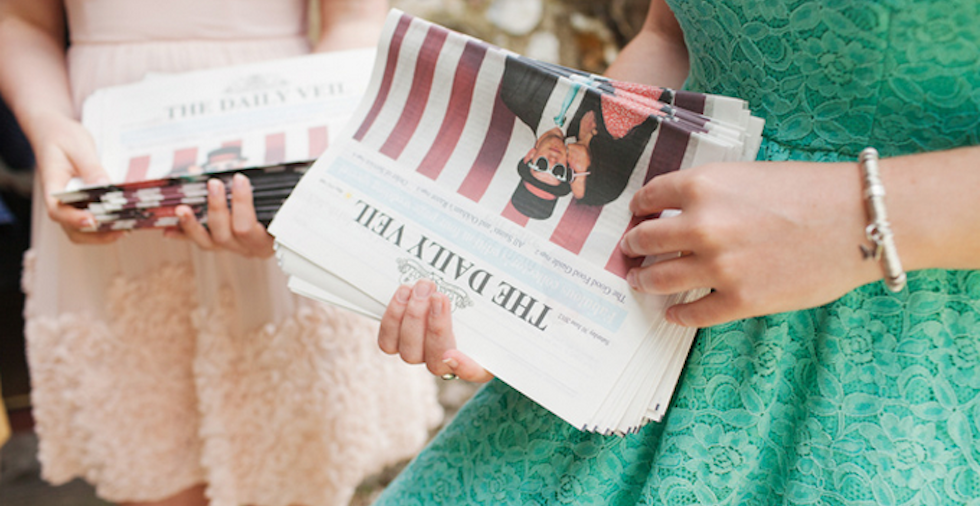 24 Truly Unique Wedding Ideas For An EXTRA Special, One Of A Kind Day