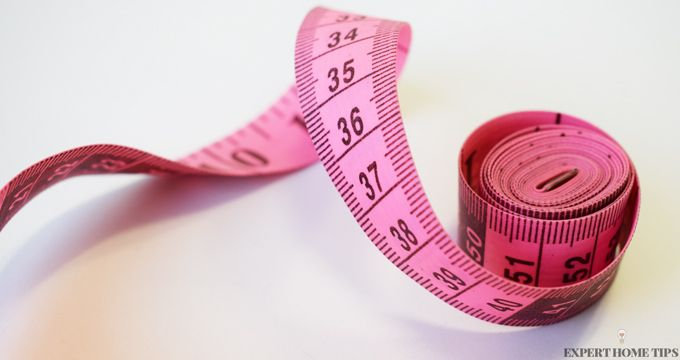 pink tape measure