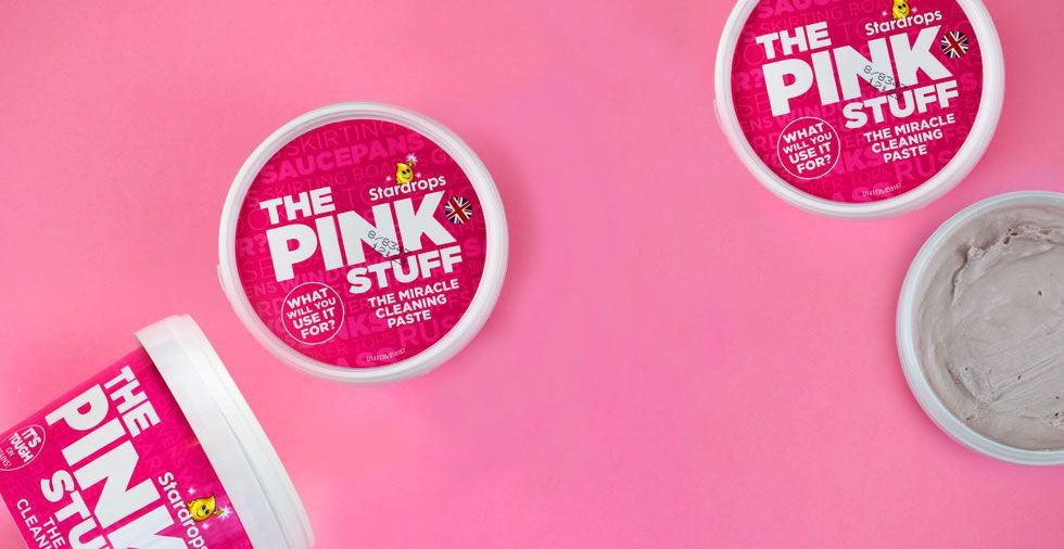 23 Incredible Uses For The Pink Stuff (The MIRACLE Cleaning Product!)