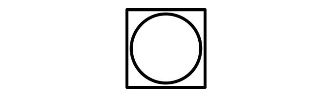 tumble dry symbol