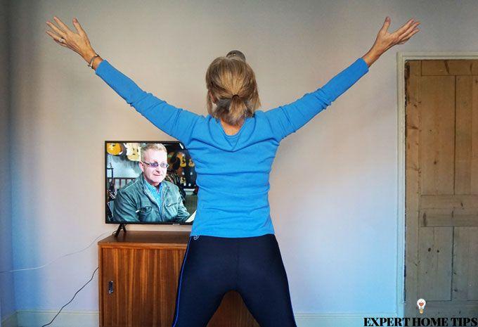 star jumps tv break