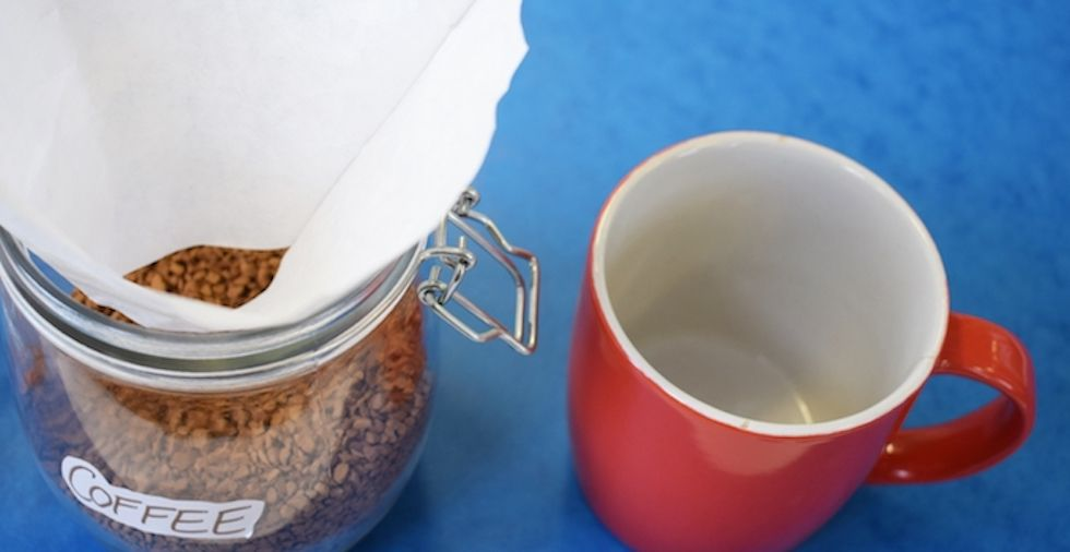 28 Brand New Uses For Coffee Filters You NEED To Try!