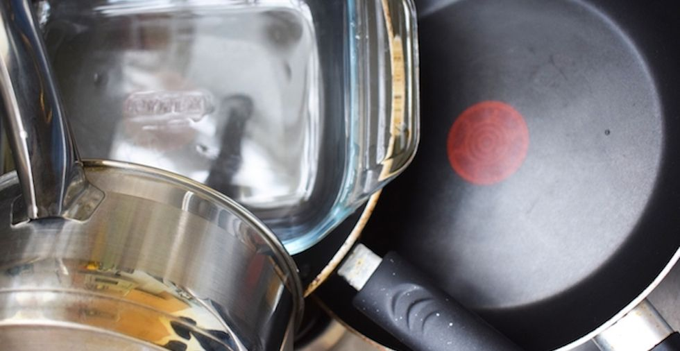 6 Weird Cleaning Hacks To Make Your Pots & Pans Look As Good As New