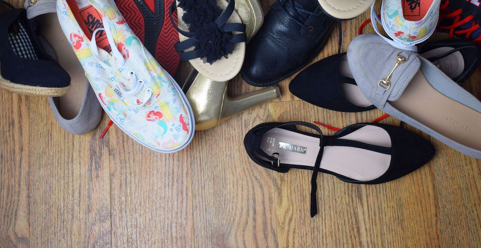 31 Incredibly Clever Shoe Storage Ideas (To Help You Get Organised)