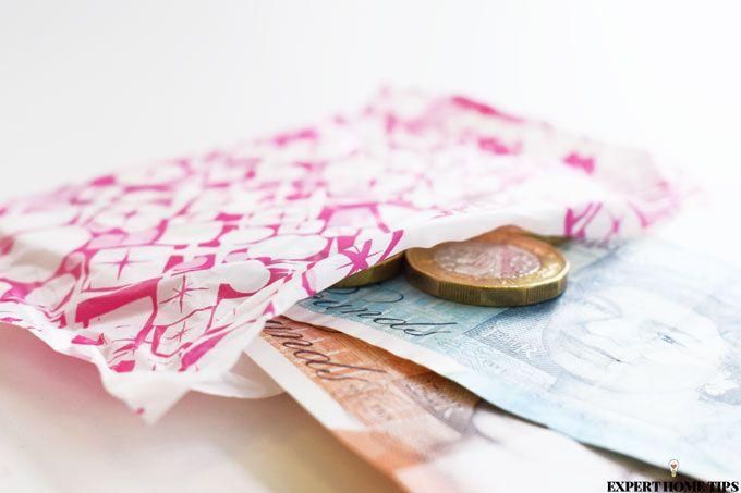 money in pad