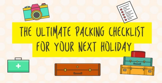 packing checklist