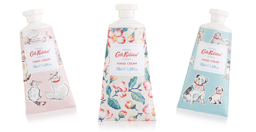 Free Giveaway: Cath Kidston Hand Cream Tube