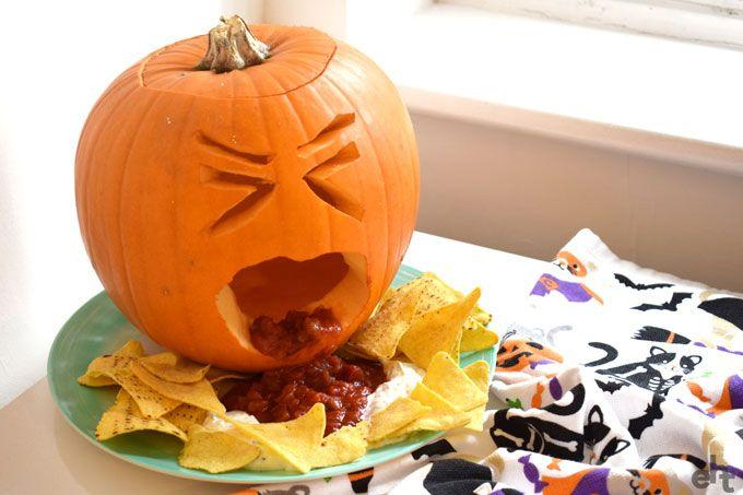 nacho pumpkin