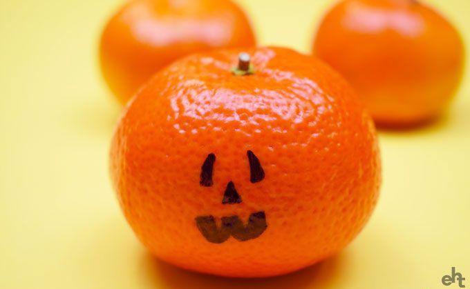 pumpkin satsumas