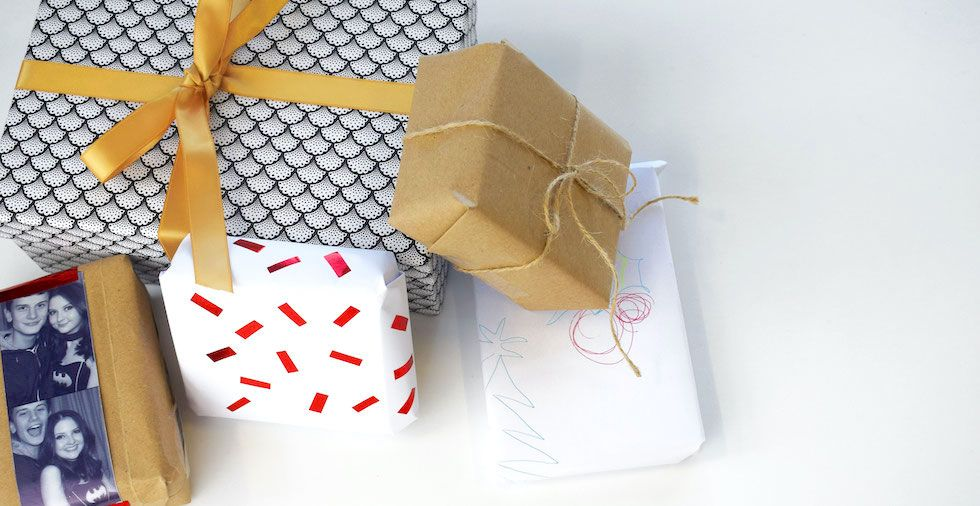 18 Wrapping Paper Alternatives (To Help You Cut Down On Waste!)