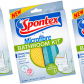 Free Giveaway: Spontex Microfibre Bathroom Kit