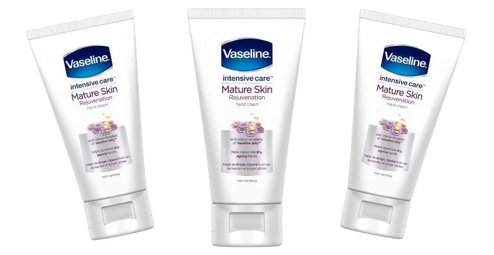 Free Giveaway: Vaseline Hand Cream