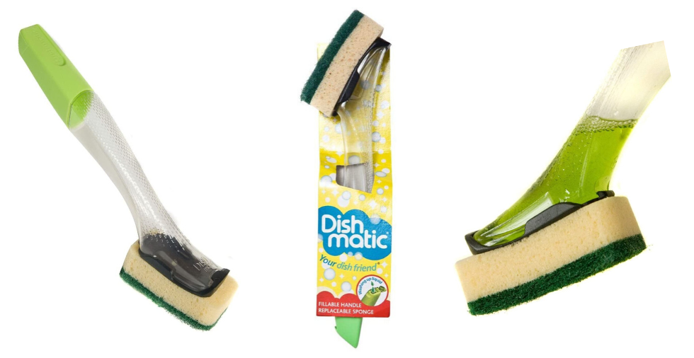Free Giveaway: Dishmatic Washing Up Brush