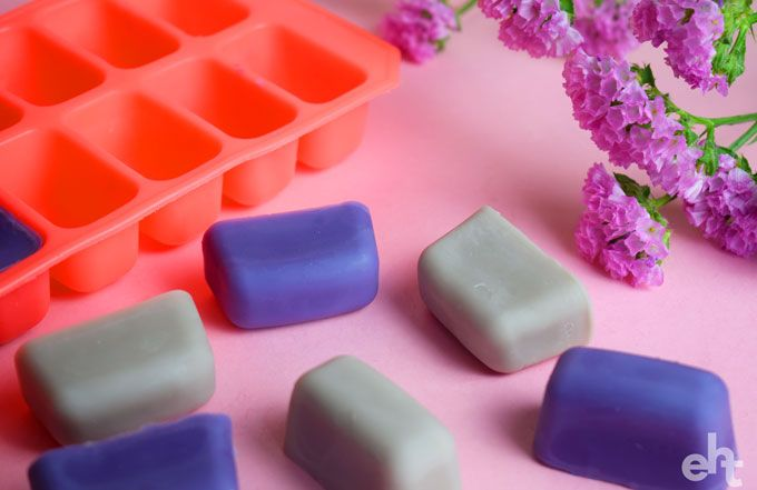 leftover candle wax melts