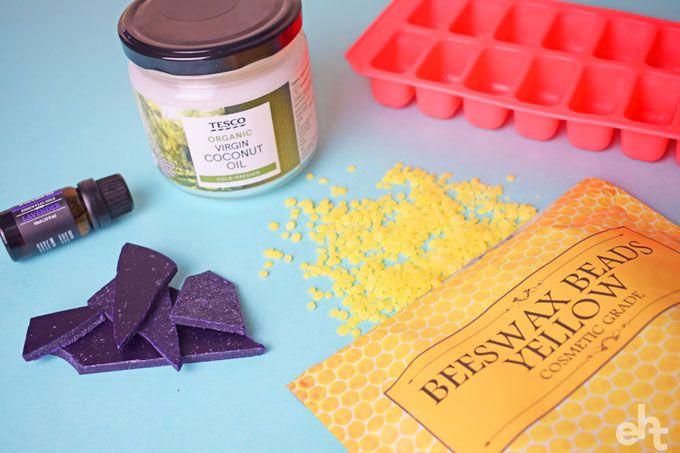 DIY wax melts ingredients
