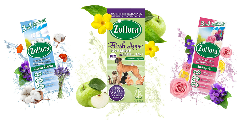 Free Giveaway: Zoflora Concentrated Disinfectant