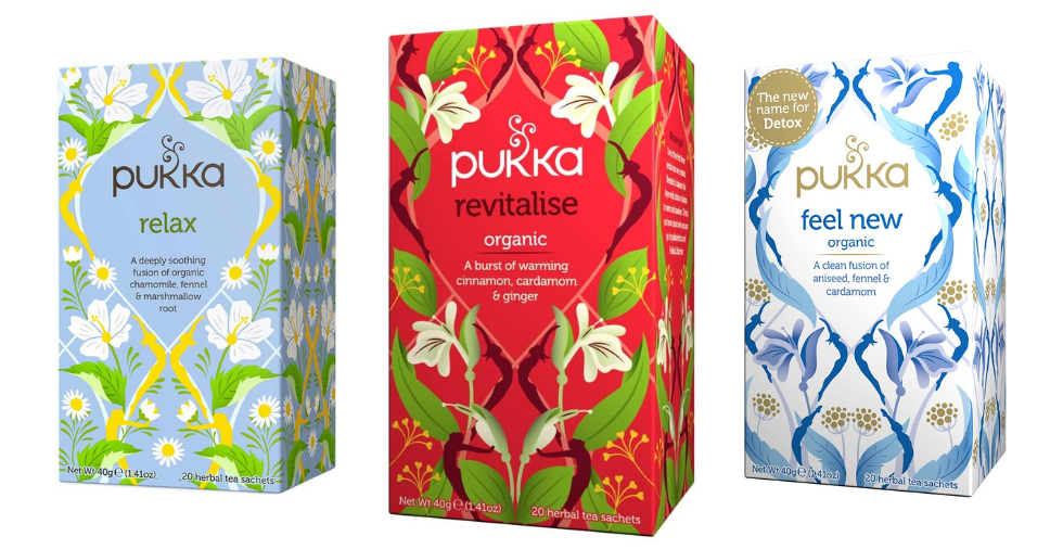 Free Giveaway: Pukka Herbal Tea
