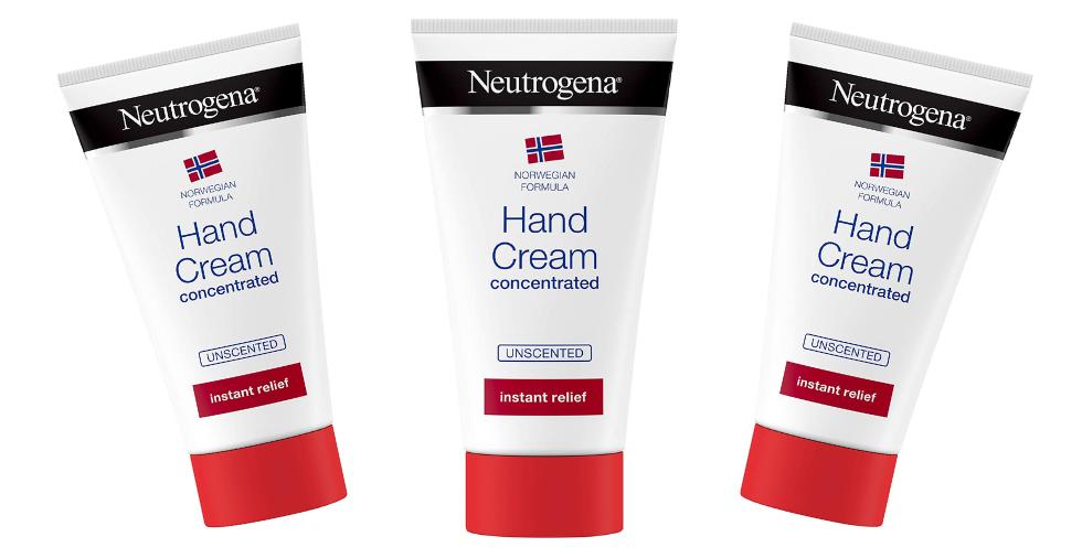Free Giveaway: Neutrogena Hand Cream