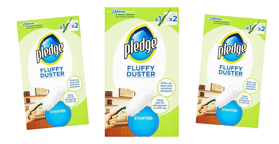 Free Giveaway: Pledge Fluffy Duster