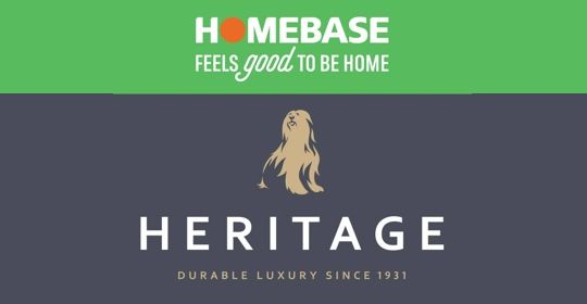 Win decorating bundle fro Homebase