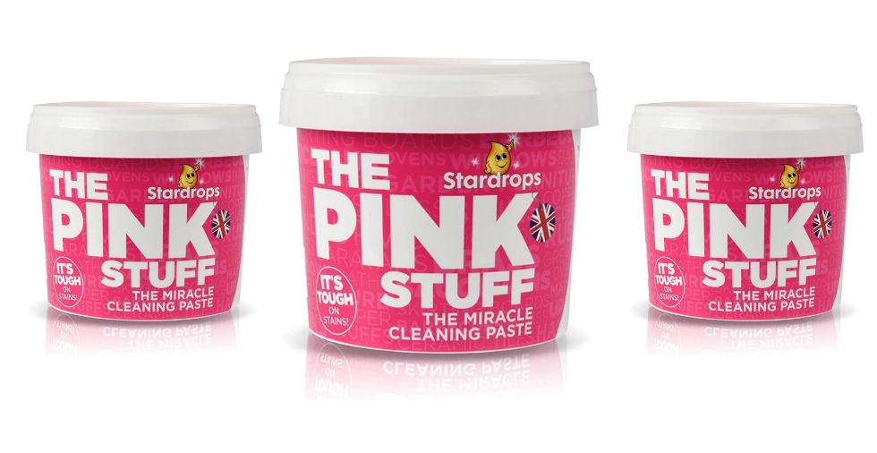 Free Giveaway: The Pink Stuff Miracle Cleaning Paste