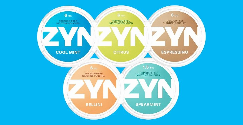 Free Zyn Nicotine Pouches + Free Delivery