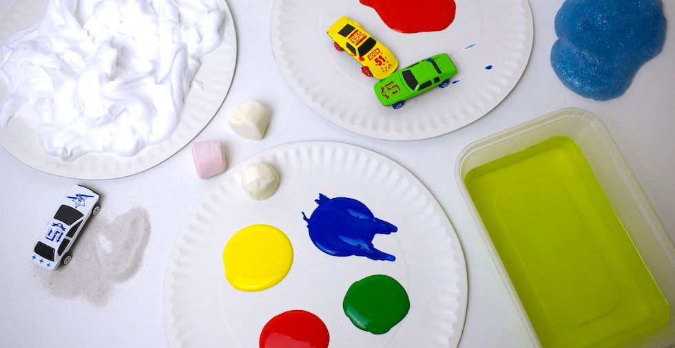 The Best Messy Play Ideas To Entertain Your Children